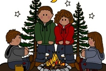 Camping in the Great Outdoors! / by Jackie Thingvold