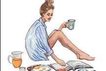 Food: Breakfast / by Sarah Hortman, RDN - Registered Dietitian Nutritionist