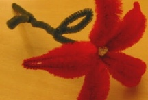 Arts and Crafts with Pipe Cleaner  / by Jackie Thingvold
