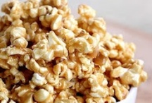 Appetizing Appetizers and Sumptuous Snacks--Just Popcorn / by Jackie Thingvold