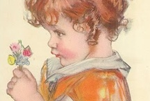 Artists: Maud Tousey Fangel / by Jackie Thingvold