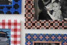 Arts and Crafts with Shrinky Dinks and Perler Beads / by Jackie Thingvold