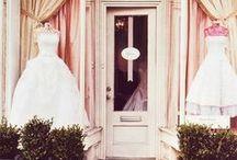 Inspiration for Bridal Boutique / . / by Sami Webster
