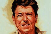 Ronald Reagan / by Karin Davis