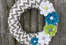 Wreaths / by Melissa Martin-King