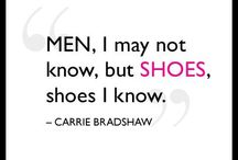 Sole Mates / A girl can never have enough shoes! / by Samantha Flick