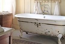 ~Bathrooms~ / by Valerie Russell McBroom