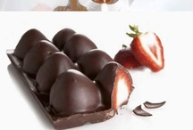 Food: Sweet treats / by Caroline Seilstad