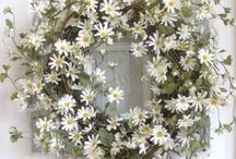 ~Wreaths~ / by Valerie Russell McBroom