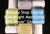 Beauty/Nail Giveaways / by Midnight Manicures