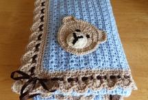 crochet &knitting / by Priscilla Stultz