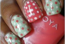 ~All about Nails~ / by Valerie Russell McBroom