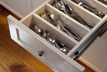 Organization Obsession / Clutter free pins for Inspiration and aspiration.  / by Lauren Green