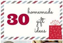 Homemade Gifts / by Rachel Cooks | Rachel Gurk