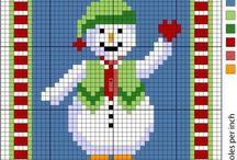 Christmas x stitch / by Donna Brown Reid