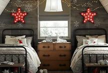 Kids - Room Ideas / by Amy Frahm