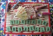 Vintage Umbrellas / by Beth Ellsmere