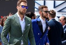 Eyes On The Gentlemen / Sunglasses looks for men that we love  / by SunglassCurator