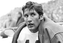 James Lowell Street (Aug. 2, 1948-Sept. 30, 2013) / Former Texas Longhorns quarterback James Street died suddenly on Sept. 30, 2013, at the age of 65 in Austin, Texas. A two-sport star, Street was a perfect 20-0 as a starting quarterback from 1968-69 and helped lead UT to two national championships. / by Texas Longhorns