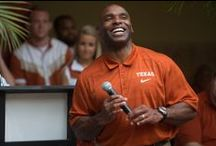 2014 Texas Comin' on Strong Tour presented by DISH / The 2014 Texas Comin' on Strong Tour presented by DISH serves as an introduction to the next chapter of Texas Football and features head coach Charlie Strong and his staff meeting with UT fans across the great state of Texas. Details and tickets at TexasStrongTour.com. #txstrongtour14 / by Texas Longhorns