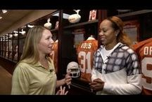 Texas Performance Nutrition / UT Athletics Assistant Athletics Director/Sports Dietitian Amy Culp and staff show how the Longhorns get an edge on the competition through optimal fueling! (recipes / healthy foods / sports nutrition / pre- and post-workout foods / snacks / quick and easy meals) / by Texas Longhorns
