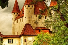 Castles / by Kathy Beebe
