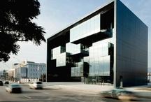 Buildings, Places & Spaces / Architecture Frenzy!!! / by Jesús Parra