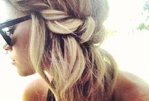 Hair hair hair (: / by Kristen Huffman