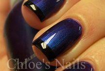 Nails!! / by Stephani Daniels