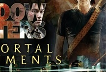The Mortal Instruments/Infernal Devices/etc. / Loved the books long before the movie made them popular...(or was even thought up to be a movie when it comes down to it). / by Nancy Lashley