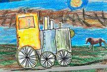 1st Grade / by Lavinia Kirdani