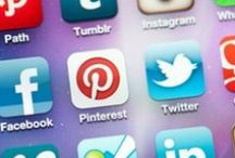 Social Media / social media / by Ms Sharon Mays