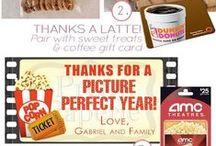 *** Teacher Gift Ideas / by Amy Dunham