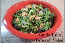 Food / by Melinda (Auntie Em) Stanton