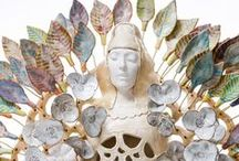 ceramic - figurative / by Blossom Young
