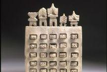 sculptural - ceramics/mixed media / by Blossom Young