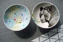 ceramic - surface illustration / by Blossom Young