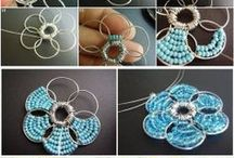 DIY and Tutorials / ideas and instructions to do it yourself in jewelry, bead, home, hair, makeup, fashion, zentangle, anything creative, colorful, and crafty! / by MonaRaeBeads on Etsy.Com