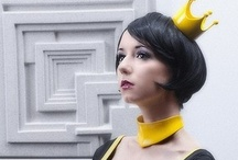 """cosplay is the new black / """"Costumes are the first impression that you have of the character before they open their mouth-it really does establish who they are.""""  --  Colleen Atwood / by Emerie Marie"""