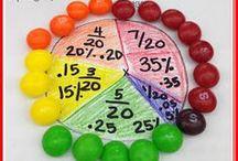 6th Grade-Math / by Sierra Ainge Charlesworth