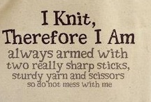 Knit Love / Images and products of knitting! / by Robyn Rubins