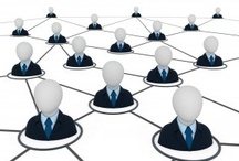 Linking In / Learn more about this special B2B network. / by Brafton, Inc.