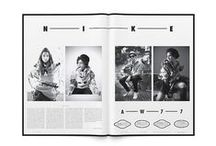 WORD Magazine / A place where the students of WORD Magazine can share samples of great design, typography, photographs and illustrations with one another. / by EmmieBean