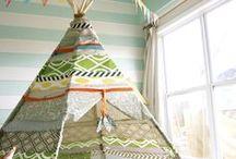 Kid's Room / by Chelsea Mahaffey