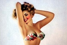 Pinups / by Nancy Comee