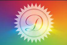 Rainbow / by Designerina inspiration