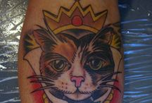 Tattoos / by Dayce Cruz