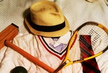 Dressing My G.I. Joe, Ken, And Cowboy / by Nancy Comee