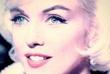Marilyn Monroe / by Nancy Comee