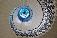 Take The Stairs / by Nancy Comee